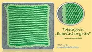 Es Grünt So Grün : topflappen h keln tunesisches h keln bl te ~ Eleganceandgraceweddings.com Haus und Dekorationen