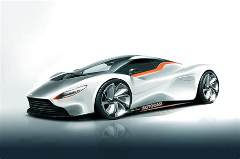 Aston Martin Am Db 003 2021 Motor Ausstattung by Aston Martin Plots Mid Engined 488 Rival For 2021 Launch