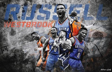 Russell Westbrook Wallpaper 2016 Kevin Durant And Russell Westbrook Wallpapers 2016 Wallpaper Cave