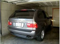 BMW X5 44i Exhaust Muffler Delete YouTube