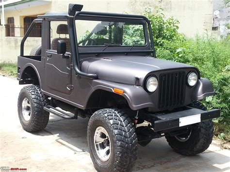 mahindra thar modified to wrangler 100 mahindra thar modified to wrangler mahindra