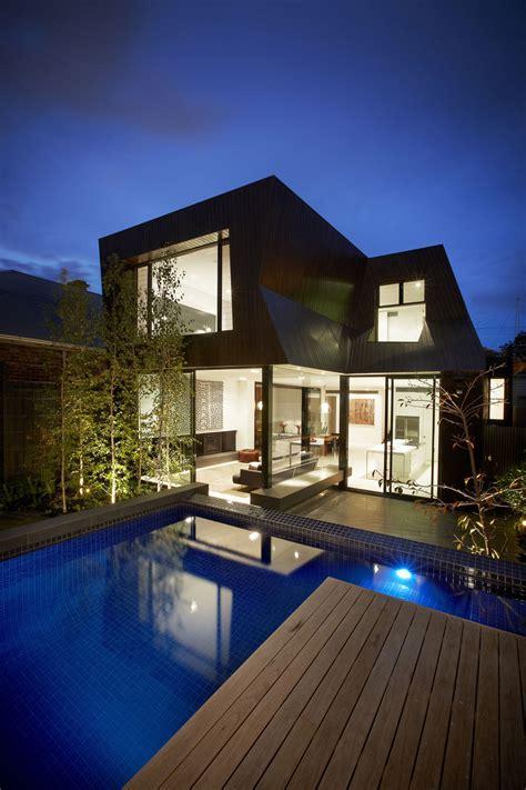 enclave house  melbourne australia  bkk architects