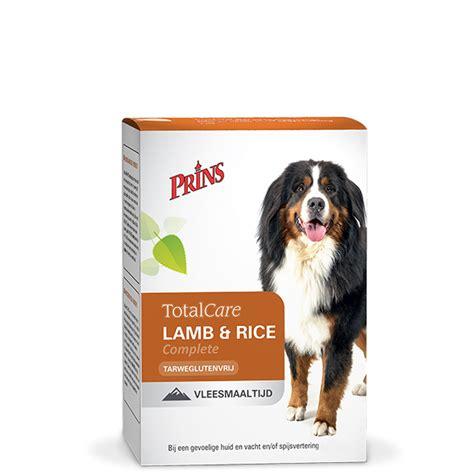 Prins TotalCare Lamb & Rice Complete | Prins Petfoods