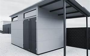 Gartenhaus Metall Günstig Kaufen : individuelles gartenhaus gartana modern sch n ~ Bigdaddyawards.com Haus und Dekorationen