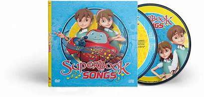 Superbook Dvd Cd Songs Special Cbn Noise