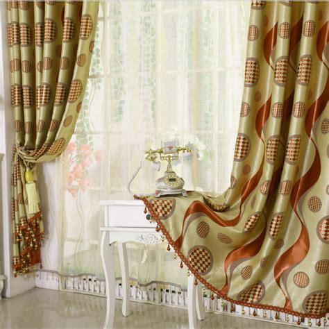 rideau de cuisine en décoration de rideaux pour salon moderne 2016 déco salon