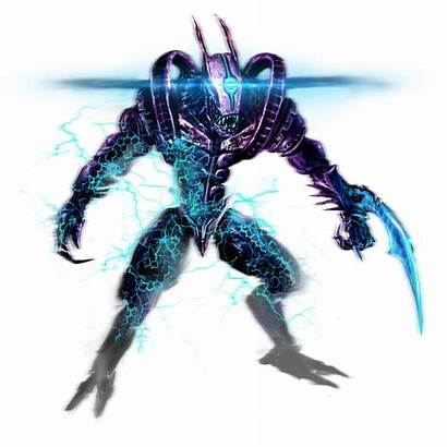 Metroid Pirate Shadow Prime Hatchling Worm Quest
