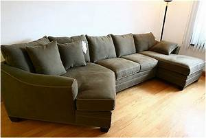 Sectional sofa with cuddler chaise home design ideas for Sectional sofa with cuddler and chaise