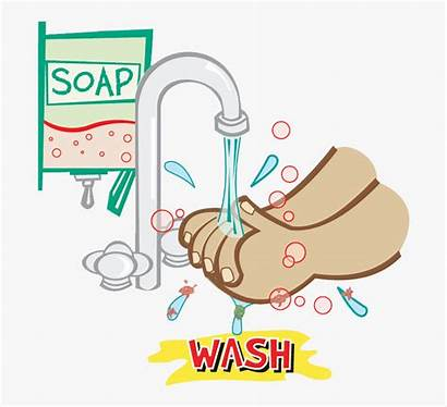 Germs Hands Washing Transparent Clipart Crmla