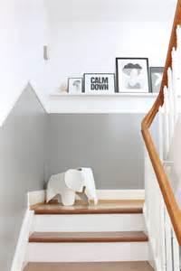 wohnideen korridor farbe die 25 besten ideen zu treppe streichen auf malerei treppe gestrichene treppen und