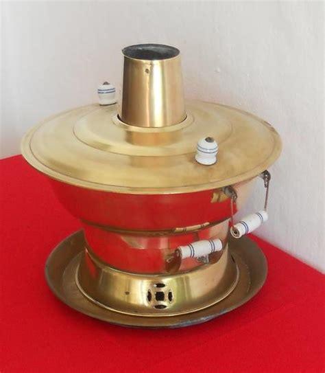 kitchenalia vintage copper  brass tagine middle eastern cooking pot  sold