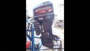 6m3388 Used 1999 Johnson J90pleeb 90hp 2