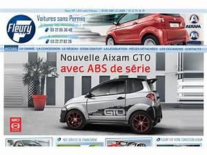 Garage Auto Amiens : voiture sans permis amiens abbeville somme 80 bienvenue sur le site du garage fleury ~ Gottalentnigeria.com Avis de Voitures