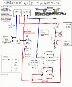 Clamp Meter  Clamp Meter Circuit Diagram