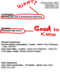 What A Bad Resume Looks Like by Resume Feedback Advice Adrianallames
