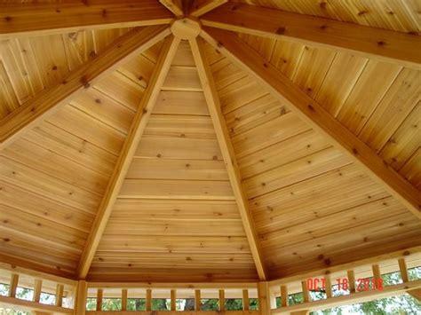 gazebo roof ceiling   popular gazebo  hot tub