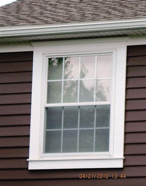Azek Window Sill by Azek Window Trim Hurst Exteriors Llc In 2019 Exterior