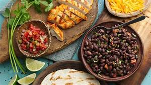 Easy Grilled Chicken Tacos recipe from Betty Crocker