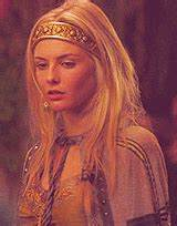 That's really why I wanted to do it. I w by Tamsin Egerton ...