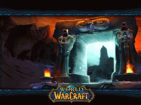 Cool World Of Warcraft Wallpapers 魔兽世界 图片 互动百科