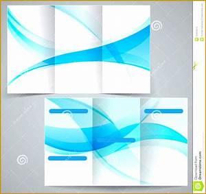 Z Fold Brochure Template Word 6 Pamphlet Template Fabtemplatez