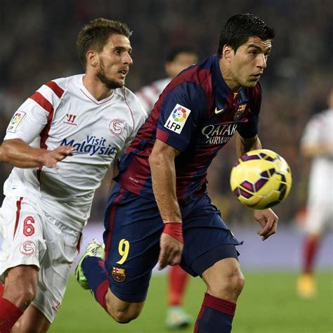 barcelona  sevilla team news preview  stream tv