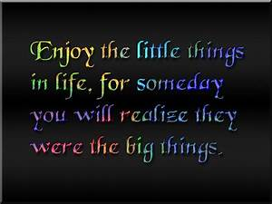 Quotes About Enjoying Your Life QuotesGram
