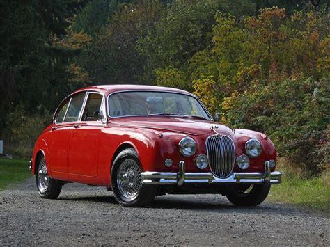 1961 Jaguar Mark Ii 4 Door Sedan