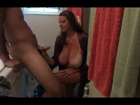 Carrie Moon And Julien Blanc In Stepson Bathroom Spy