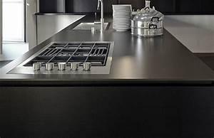 Huile Pour Plan De Travail : cuisine sur mesure choisir son plan de travail conseil ~ Premium-room.com Idées de Décoration