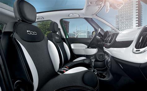 500 L Interni by Fiat 500l Trekking Interni Fiat