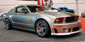 Roush to Auction P51 Mustang for Charity
