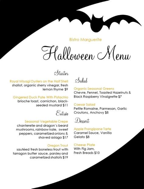 17 Halloween Promotion Ideas For Restaurants And Bars