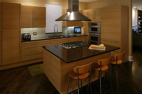 rift oak kitchen