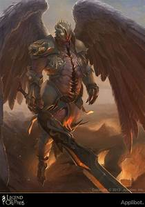 510 Best Images About Daemons On Pinterest Legends