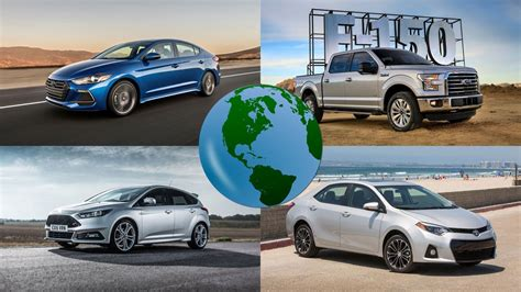 revealed the world s best selling cars of 2016 motoring