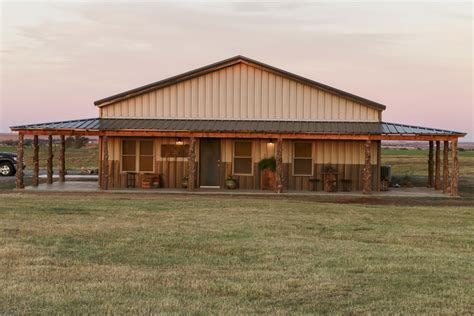 House Plans: Metal Barn Homes For Provides Superior