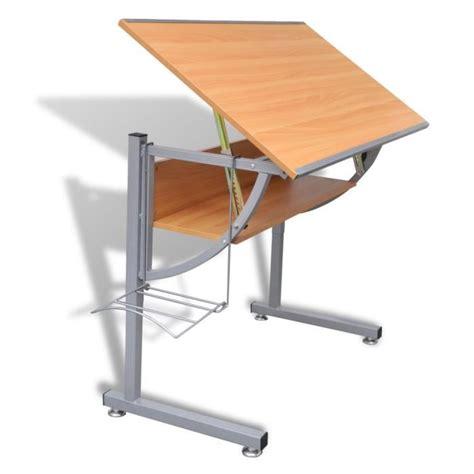 bureau table à dessin bureau table a dessin inclinable achat vente bureau