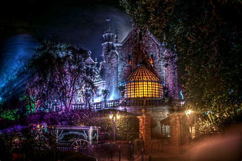 Disney's Haunted Mansion Wallpaper Wallpapersafari