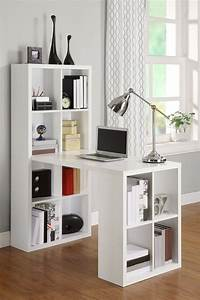 Ikea Schreibtisch Kallax : hollow core white hobby desk schreibtische f r kleine r ume schreibtischablage und ~ A.2002-acura-tl-radio.info Haus und Dekorationen