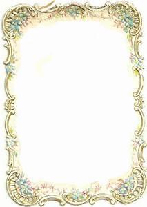 Vintage Frame - Border ~ PJH Designs Hand Painted Antique ...