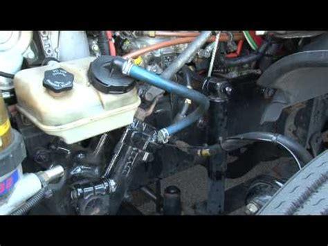 pre trip engine compartment youtube