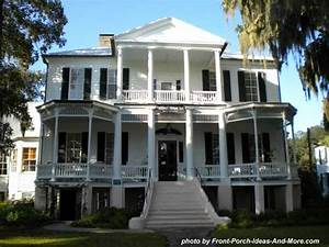 Southern Home Designs and Southern Porches - See Our Porch