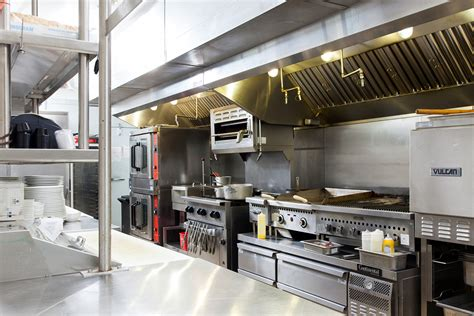 Custom Commercial Kitchen Designs
