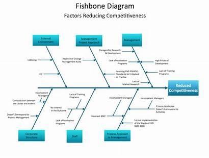 Fishbone Diagram Ishikawa Template Conceptdraw Example Cause