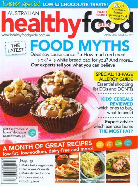 cuisiner magazine nutrition fiona marsden freelance writer editor