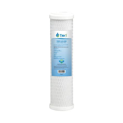 Culligan Sink Water Filter Cartridges by D 40 Culligan Comparable Undersink Water Filter