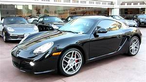 2009 Porsche Cayman S PDK Black On Black Now Available FOR