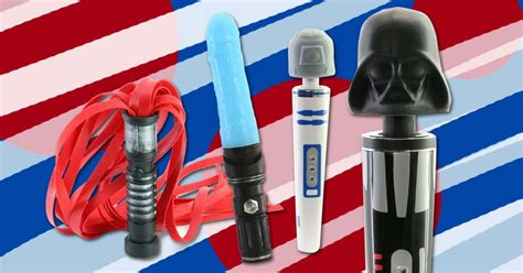 Feel The Force With Your Own Set Of Star Wars Themed Sex