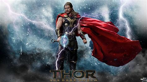 thor  dark world hot toys full hd wallpaper  davian